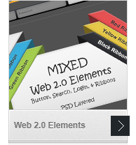 Mixed Web 2.0 Elements